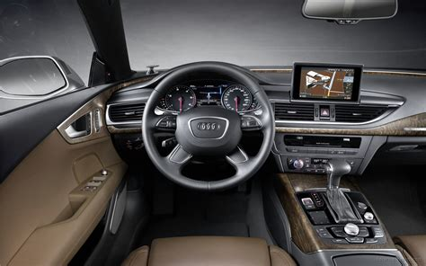 Audi Interieur by 2011 Audi A7 Interior Wallpaper Hd Car Wallpapers Id 1840