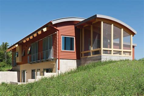 home design solutions inc monroe wi an architect applies simple solutions to a green house