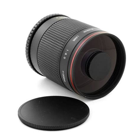 Review Lenses Product 500mm F 8 Super Telephoto Mirror
