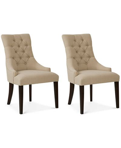 Dining Chairs Direct Darden Set Of 2 Dining Chairs Direct Ship Furniture Macy S