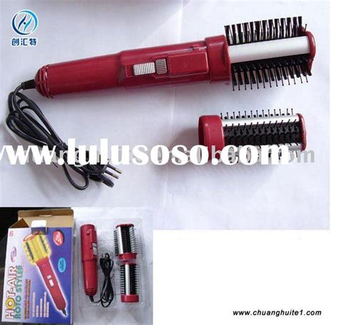 hot air styler for afro american hair hot air rotating hair brush hot air rotating hair brush