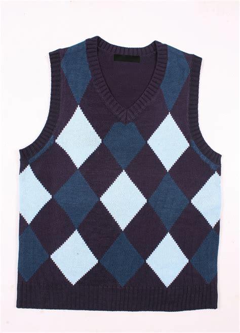 diamond pattern knit sweater diamond sleeveless sweater knitting pattern for men buy
