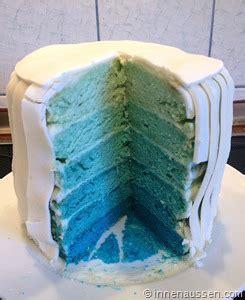aussen wandle gastbeitrag teil 5 hochzeit ombre cake im look