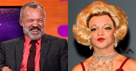 13 things you didn t 13 things you didn t about graham norton