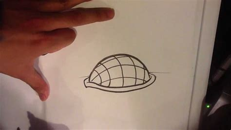 one t draw how to draw a turtle shell easy things to draw