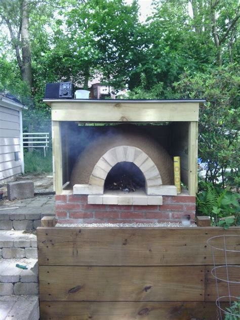 backyard pizza oven diy outdoor furniture design and ideas