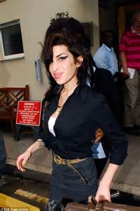 Bloodied And Bruised Winehouse Stands By Husband Who Saved by Winehouse S Highs And Lows Encapsulated In New Book A