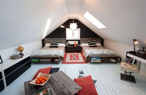 attic space creative ways of using the attic space