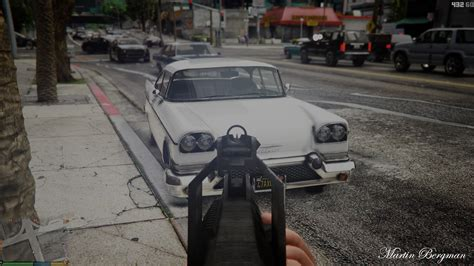 make mod game gta 5 mod makes game look near photorealistic vg247