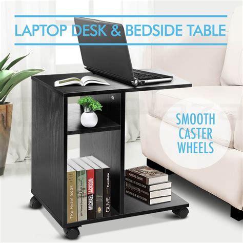 bedside table laptop desk best 25 laptop desk ideas on small workspace