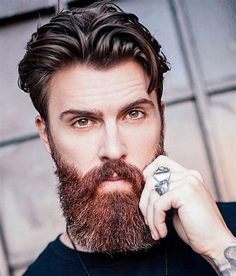 men s look with a long beard for my groom pinterest image gallery long beard styles