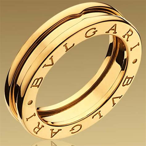 Cincin Bvlgari Gold White engagement ring bvlgari rings bvlgari fiyatlar bvlgari