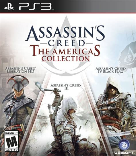 Ps3 Assassins Creed Ii Reg 3 Used Murah assassin s creed the americas collection playstation 3