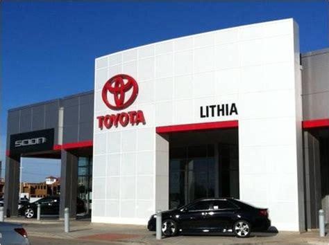 Lithia Toyota Odessa Tx Lithia Toyota Scion Of Odessa Car Dealership In Odessa Tx