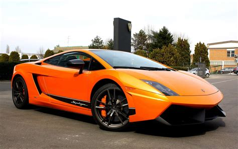 View Of Orange Sports Car Wallpaper 18 Hd Wallpapers