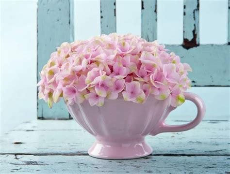 hydrangea home decor 25 hydrangea flower arrangements for interior decorating