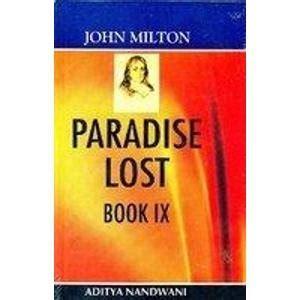 themes paradise lost book 9 amazon com paradise lost book ix 9788126140138 john