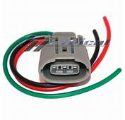 ALTERNATOR REPAIR PLUG HARNESS 3 WIRE PIN CONNECTOR FOR