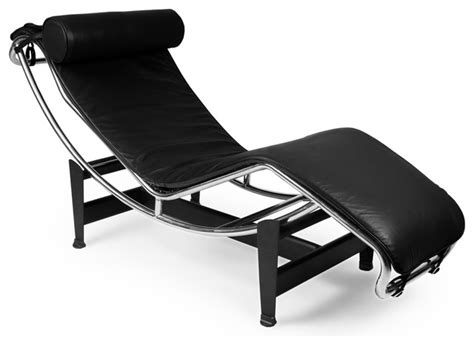 black chaise lounge indoor gravity aniline leather chaise lounge contemporary