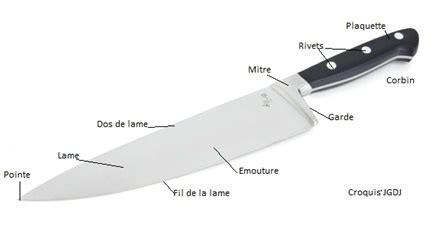 choisir couteaux de cuisine choisir mat 233 riel les couteaux de salle et de cuisine