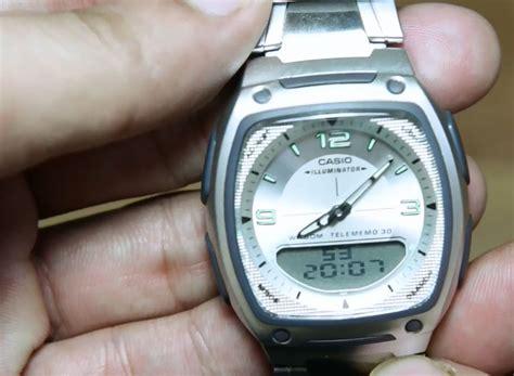niat banget membuat jam digital dan analog dengan flash review casio standard aw 81d 7av jam ekonomis dengan