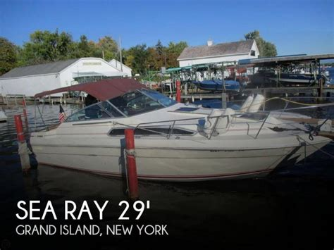 sea ray boats for sale new york sea ray 270 sundancer boats for sale in new york