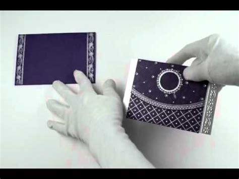 Handmade Paper Weight - k 90 purple color handmade paper light weight cards