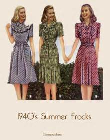 Easy guide to a 1940 s woman s dress amp style glamourdaze