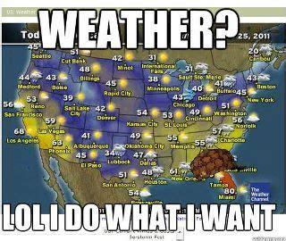 Florida Rain Meme - weather memes