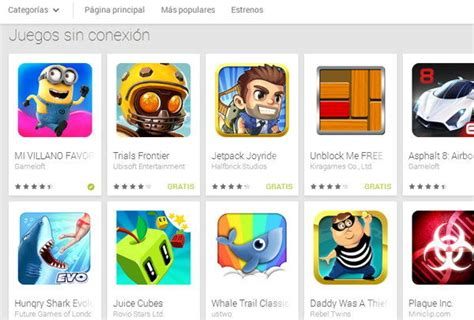 Play Store Juegos Gratis Para Celular Descargar Play Store Ultima Version Para Android