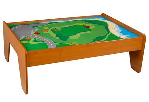 Kidkraft Table With Drawers by Kidkraft Table With 2 Trundle Drawers Honey 17840