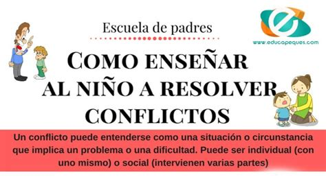 preguntas sobre los conflictos familiares escuela de padres como ense 241 ar al ni 241 o a resolver conflictos