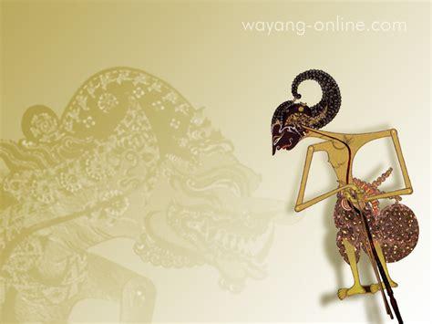 wallpaper animasi jawa wallpapersku indonesian wayang desktop wallpaper