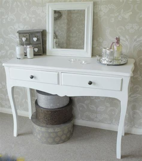 fraser white large dressing table melody maison 174