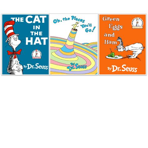 walden book cover poster book cover dr seuss print poster the cat in the hat