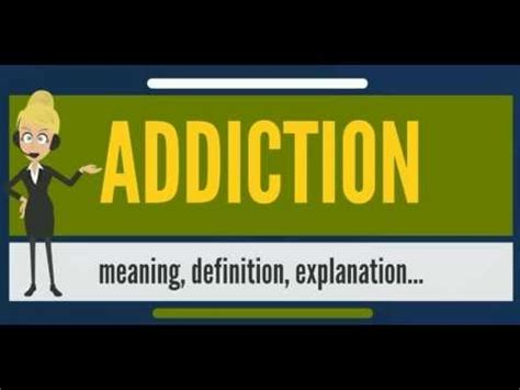 What Is Meant By The Term Detox by What Is Addiction What Does Addiction Addiction