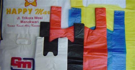 membuat usaha home industri peluang bisnis dari kemasan kantong plastik