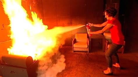 How To Extinguish A Fireplace by P A S S How To Use Extinguishers Correctly And