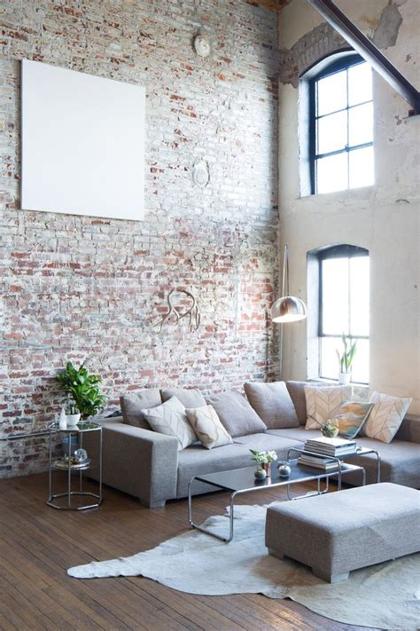 colors that work in concrete grey apartment best 25 exposed brick ideas on pinterest brick by brick