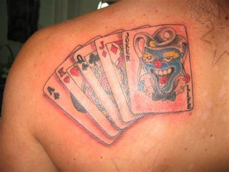 tattoo games online casino designs joker card
