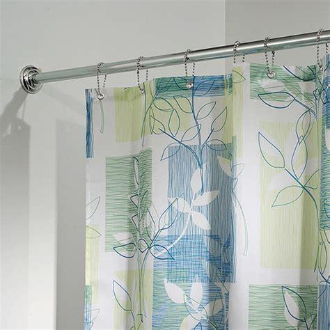 shower curtain at walmart interdesign vivo shower curtain walmart com