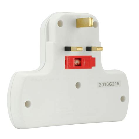 12 Way Multi Socket multi extension lead 2 3 4 5 way uk mains socket
