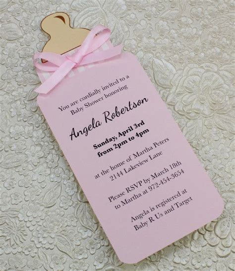 Diy Baby Shower Card Template by Baby Bottle Shower Invitation Template Bun In The