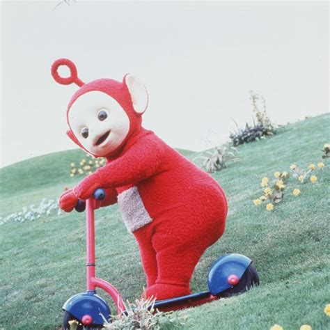 actress who played po from teletubbies the actress who played teletubbies po uncovered ok