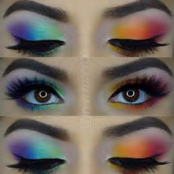 colorful eye makeup 25 best ideas about colorful eye makeup on