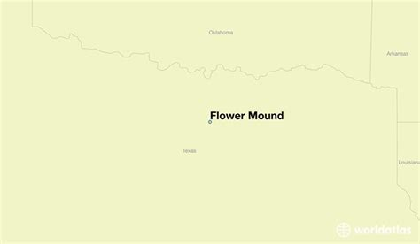 where is flower mound texas on the map where is flower mound tx where is flower mound tx located in the world flower mound map