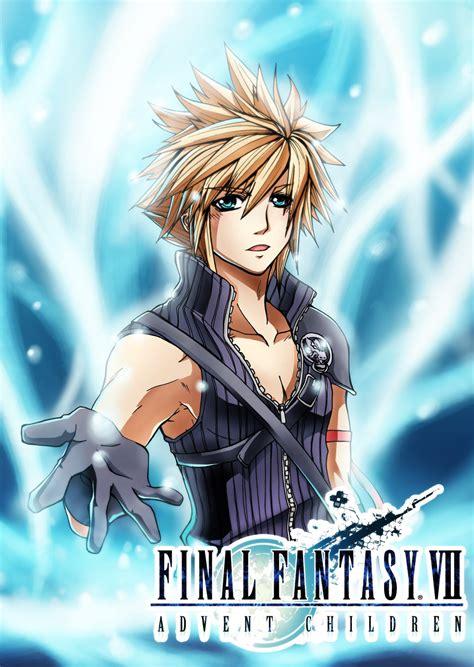 imagenes anime final fantasy fa16 final fantasy vii cloud by mazjojo on deviantart
