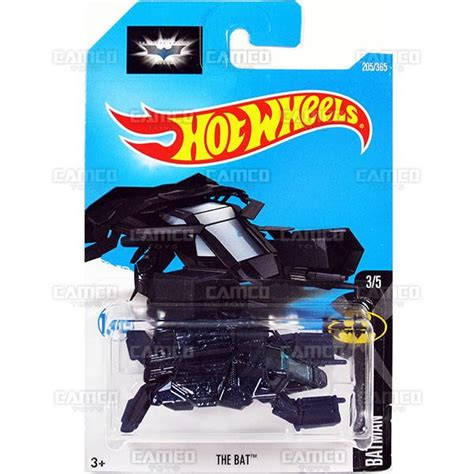 Hotwheels Wheels Hw Retro The Bat the bat 205 batman rises 2017 wheels basic j assortment camco toys