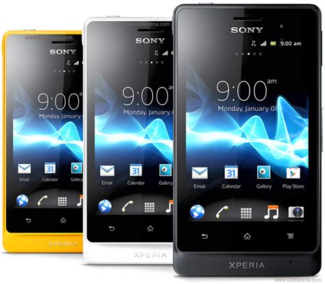 sony xperia go pictures official photos