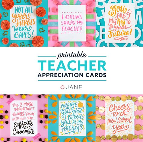 printable teachers day card arts and crafts archives page 3 of 15 jane blog jane blog